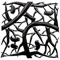 Декоративная Панель Pi:P, 4 шт. черный