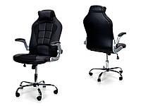 Офисное,компьютерное кресло Veroni Sport, черное