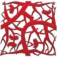 Декоративная Панель Pi:P, 4 шт. красный прозрачный