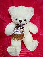 Приятный подарок для взрослых и детей плюшевый Мишка 38 см мягкие игрушки