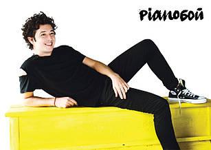 Плакат Pianoбой 01