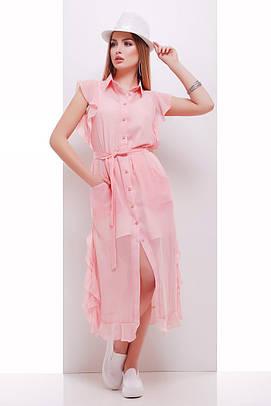 платье GLEM платье-накидка Сан-Вита б/р