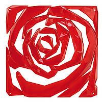 Декоративная Панель Romance 4 шт. красный прозрачный