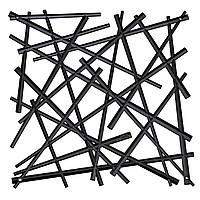 Декоративная Панель Stixx 4 шт. черный