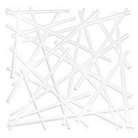 Декоративная Панель Stixx 4 шт. белый
