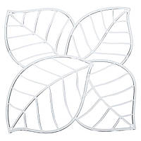 Декоративная Панель Leaf, 4 шт. прозрачный
