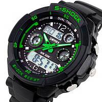 Мужские спортивные наручные часы Skmei S-Shock