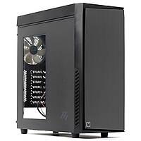 ➜Корпус Zalman R1 компьютерный 2 x USB 2.0, 1x USB 3.0, 2x Audio ATX, Micro - ATX, Mini - ITX