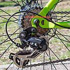 Горный велосипед Crosser Faith 26 дюймов зеленый, фото 4