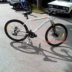 Горный велосипед Crosser Faith 26 дюймов бело-оранжевый