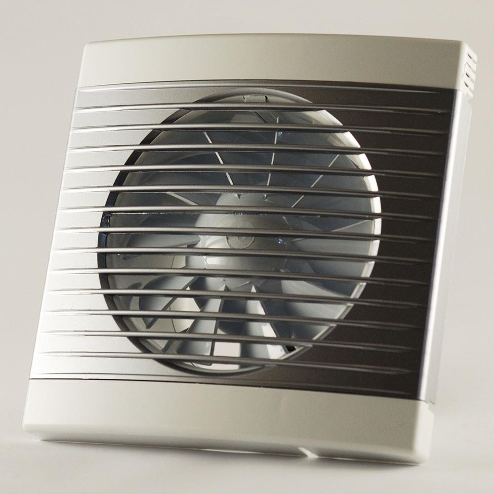 Бесшумный вытяжной вентилятор для кухни бытовой осевой Dospel PLAY MODERN 100 S 007-3607