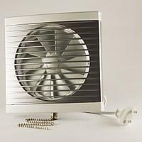 Вентилятор вытяжной бытовой осевой для кухни Dospel PLAY MODERN 125 WP 007-3617