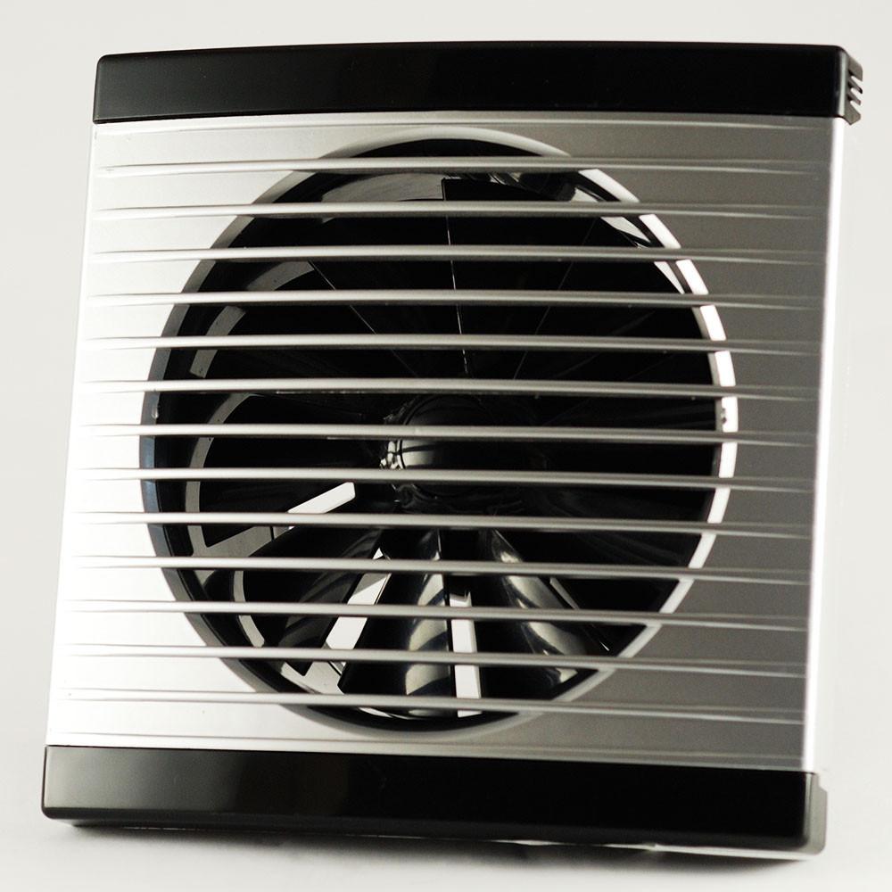 Бесшумный вытяжной вентилятор бытовой осевой Dospel PLAY SATIN 100 S 007-3611