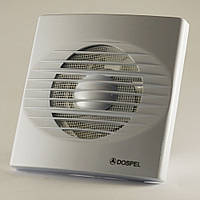 Вентилятор вытяжной бытовой осевой Dospel ZEFIR 100 S 007-4200A