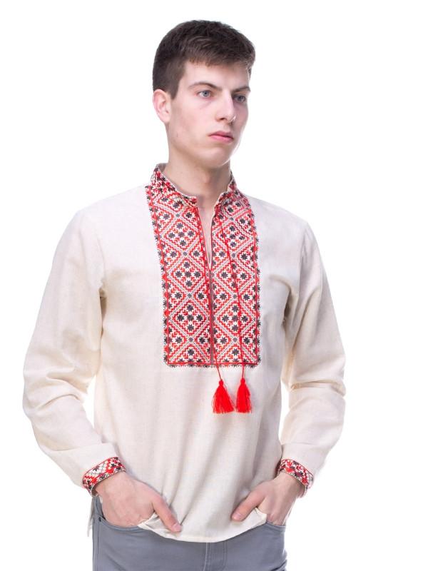Вишита сорочка чоловіча - Мир одежды вместе с Biserova в Хмельницком 438439f3dc944