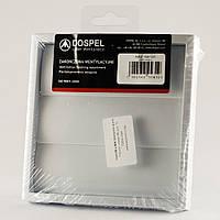 Решетка вентиляционная пластиковая Dospel KRZ 100/125 007-0181