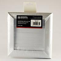 Решетка вентиляционная пластиковая Dospel NKM 125 007-1741