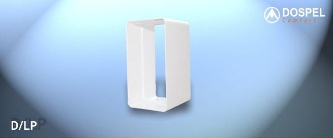 Соединитель плоский Dospel D/LP 110x55 (007-0220)