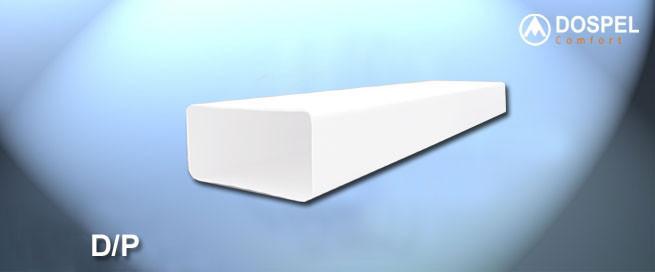 Канал плоский (воздухопровод) DOSPEL D/P 110х55 0.5mb (007-0213)