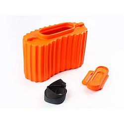 Канна для хранения живца Профессионал (Колесник) 8L Оранжевый