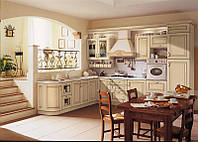 """Класична серія кухонних фасадів POSITANO,MOBILCLAN """"CASA ITALIA """""""