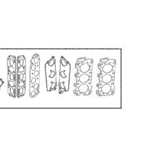 Gasket Прокладка - 06115-ZY3-305