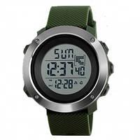 Часы Skmei 1213 Army Green Big Size
