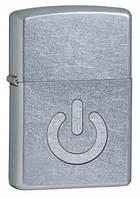 Зажигалка ZIPPO 28329 POWER BUTTON, практичный подарок