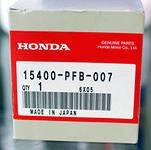Oil Filter Фильтр масляный - 15400-PFB-007