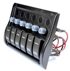 Switches Панель переключателей - 10016-BK