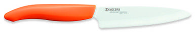 Нож универсальный 11 см Цвет оранжевый