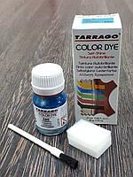 Краситель для гладкой кожи и текстиля Tarrago Color Dye 25 мл цвет бирюзовый (105)