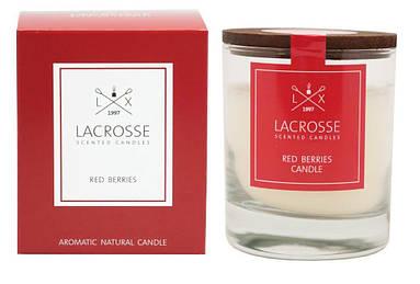 Свеча ароматическая Red Berries Лакросс