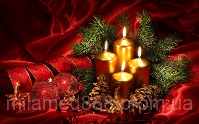 Привітання з Новим 2018 роком та Різдвом Христовим!