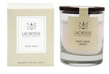 Свеча ароматическая White Musk Лакросс