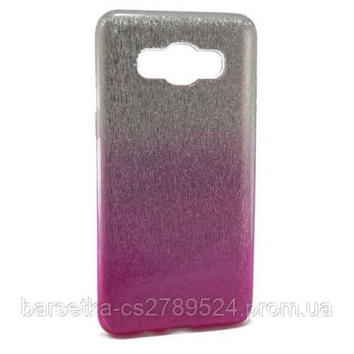 Чехол-накладка 3in1 для Samsung Galaxy J5 2016 (J510), розовый