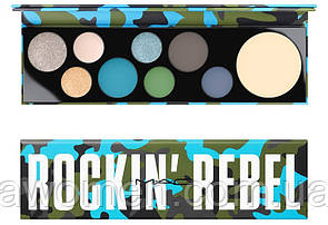 Тени для глаз MAC Girls PERSONALITY PALETTE (ROCKIN' REBEL)
