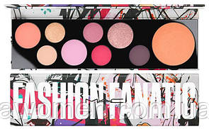Тени для глаз MAC Girls PERSONALITY PALETTE (FASHION FANATIC)