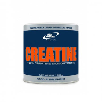 Creatine Ultrapure Pro Nutrition 250 г, фото 2