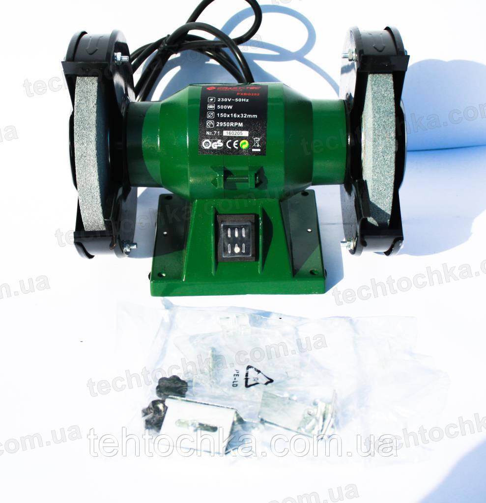 Точило электрическое CRAFT-TEC PXBG 202