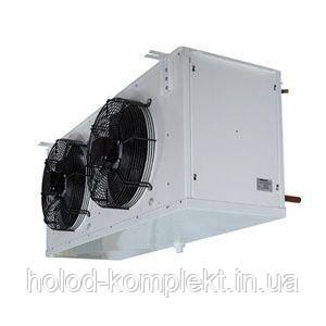 Кубічний низькотемпературний повітроохолоджувач J5.6/402A, фото 2