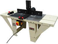 Чугунный фрезерный стол JET JRT-2 для ручного фрезера