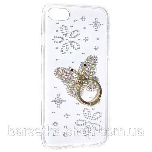 Чехол-накладка Butterfly Ring для Apple iPhone 7
