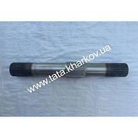 Вал подъемника внутренний шлицевой L-300mm, Z-23/29/23 Xingtai 120/220 (150.55.103)