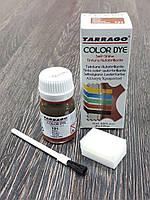 Краситель для гладкой кожи и текстиля Tarrago Color Dye 25 мл цвет грецкий орех (121)