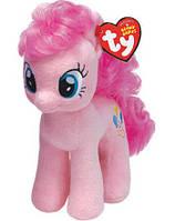 "Розовая плюшевая пони Пинки Пай My Little Pony - Pinkie Pie 8"", фото 1"