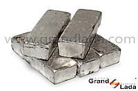 Индий металлический