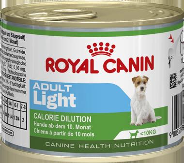 Консервы Royal Canin Adult Light 195г
