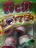 Жевательные конфеты Trolli (глаза), 80 г