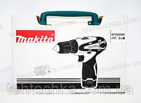 Аккумуляторный шуруповерт Makita DF330DWE, фото 3